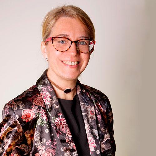Olga Garcia gerente de Jornau XXI
